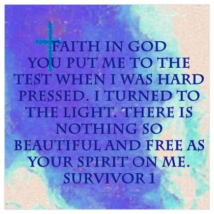 Faith In God © Survivor 1