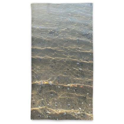 Maenporth Sandy ripples neck gaiter