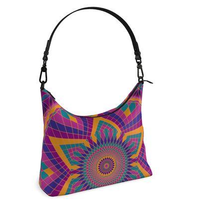 Square Hobo Bag