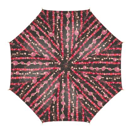 Luxury Bead Collection - Umbrella (Chocolate)