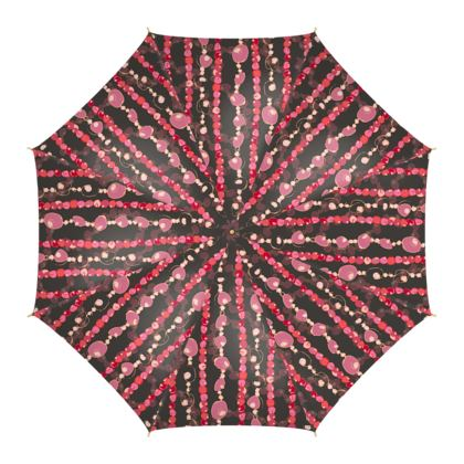Luxury Bead Collection - Umbrella (Chocolate)