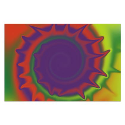 Sarong - Colourful Spiked Ball