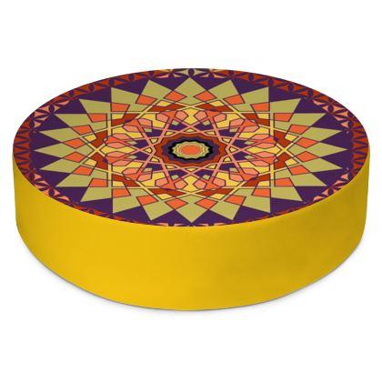 Round Floor Cushions