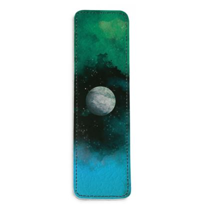 Leather Bookmarks - Lonely Planet