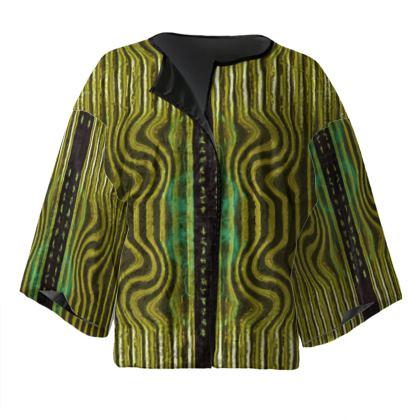 Kimono jacket, The Flow