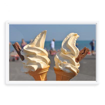 Framed Art Prints - Ice Cream