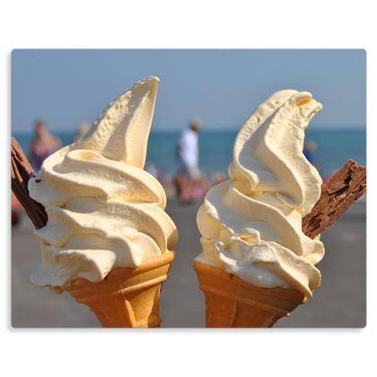 Metal Prints - Ice Cream