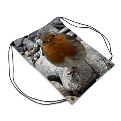 Robins of the Helford Swim Bag