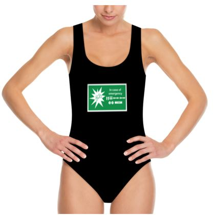 Swimsuit - In Case of Emergency - Use Cheat Code