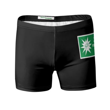 Swimming Trunks - In Case of Emergency - Use Cheat Code
