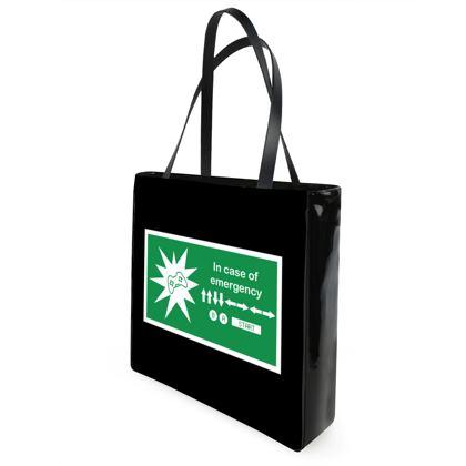 Beach Bag - In Case of Emergency - Use Cheat Code