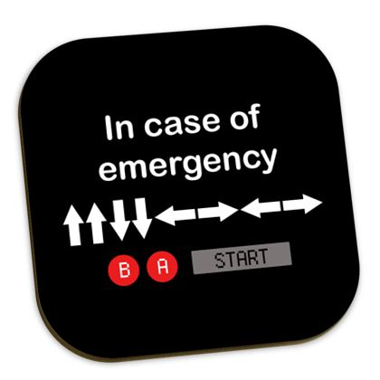 Coasters - In Case of Emergency - Use Cheat Code 2