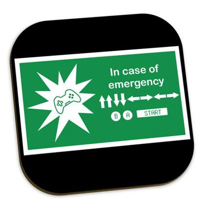 Coasters - In Case of Emergency - Use Cheat Code