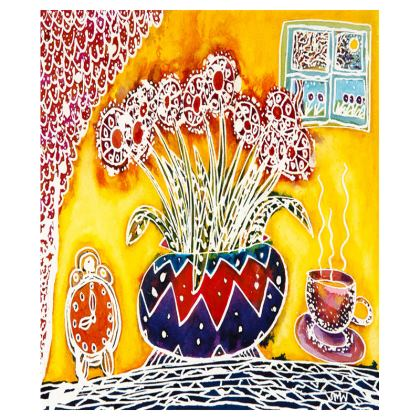Windy Day large tray (43x33cm)
