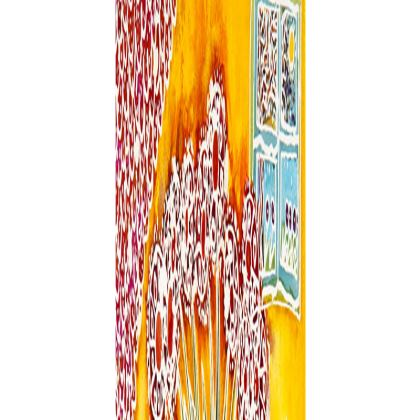 Windy Day long slim tray (43x13.5cm)