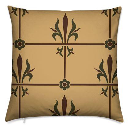 Cushions - Insignia Pattern 1