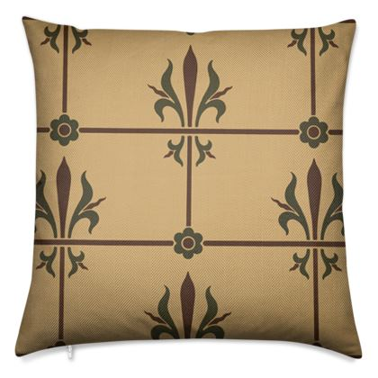 Luxury Cushions - Insignia Pattern 1