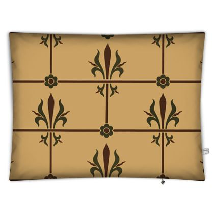 Floor Cushion Covers - Insignia Pattern 1