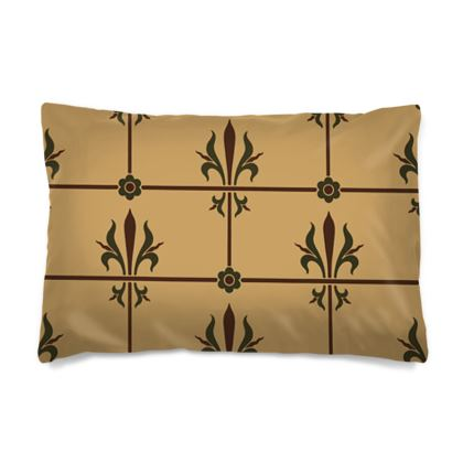 Pillow Cases Sizes - Insignia Pattern 1