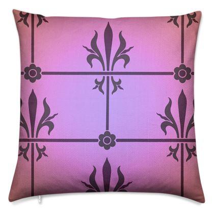 Luxury Cushions - Insignia Pattern 2