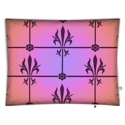 Floor Cushions - Insignia Pattern 2