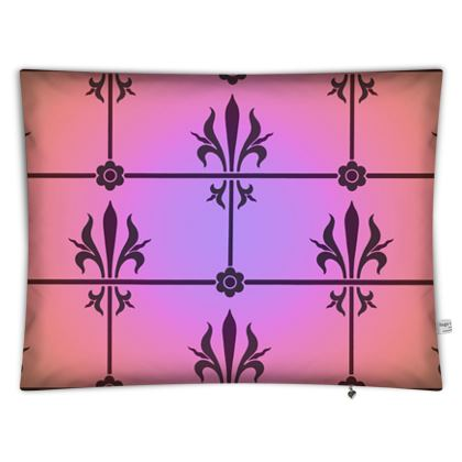 Floor Cushion Covers - Insignia Pattern 2