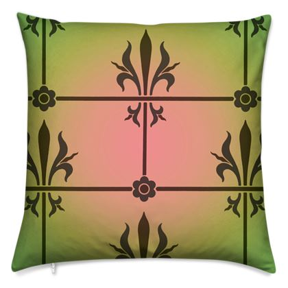 Cushions - Insignia Pattern 3