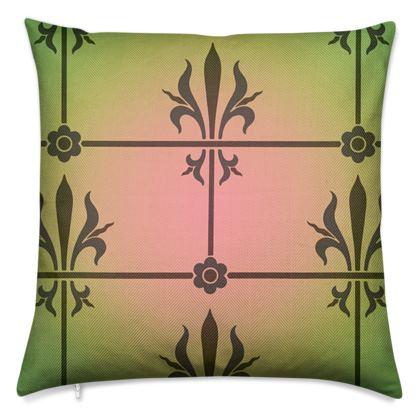 Luxury Cushions - Insignia Pattern 3