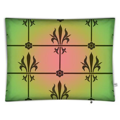 Floor Cushions - Insignia Pattern 3