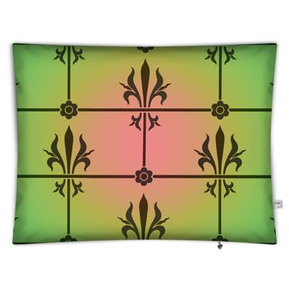 Floor Cushion Covers - Insignia Pattern 3