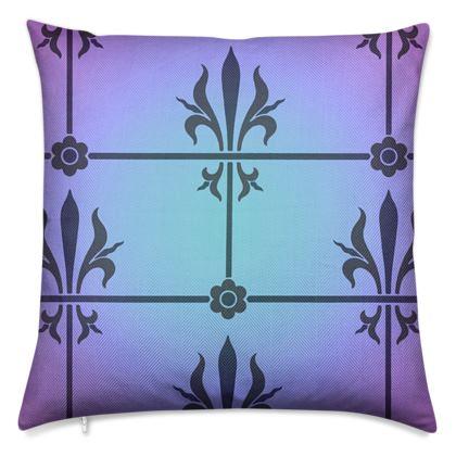 Luxury Cushions - Insignia Pattern 4