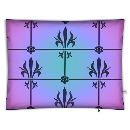 Floor Cushion Covers - Insignia Pattern 4