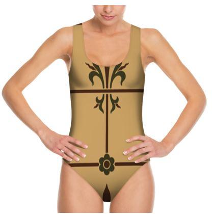 Swimsuit - Insignia Pattern 1