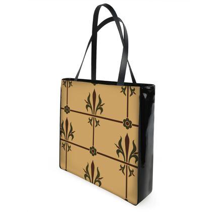 Beach Bag - Insignia Pattern 1