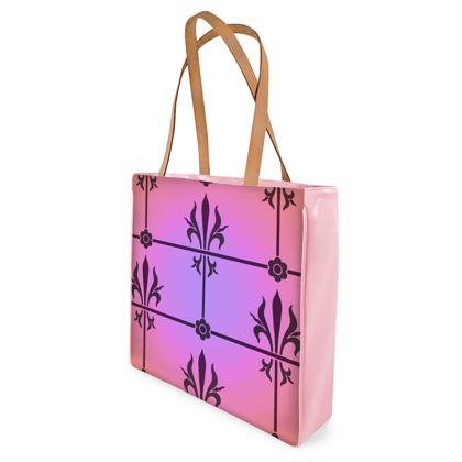 Beach Bag - Insignia Pattern 2