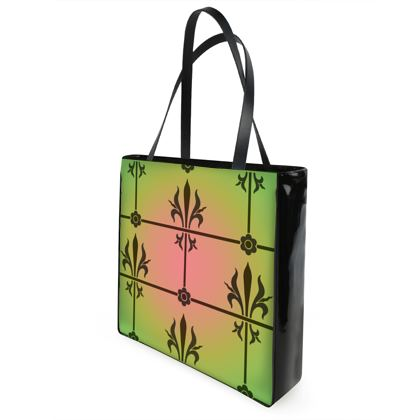 Beach Bag - Insignia Pattern 3