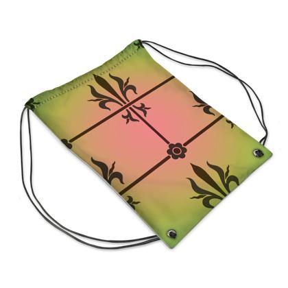Swim Bag - Insignia Pattern 3