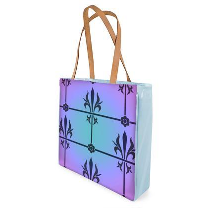 Beach Bag - Insignia Pattern 4