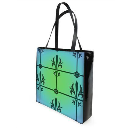 Beach Bag - Insignia Pattern 5