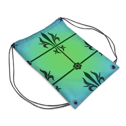 Swim Bag - Insignia Pattern 5