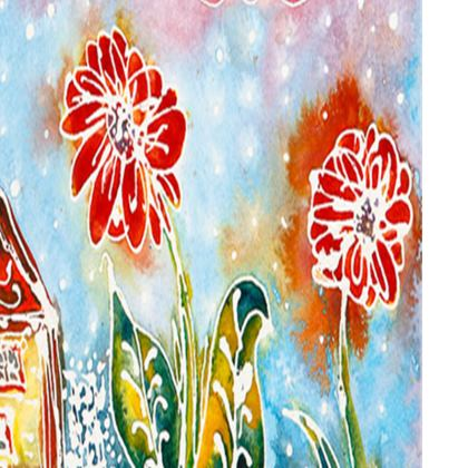Glad to be Home medium tray (27x20cm)
