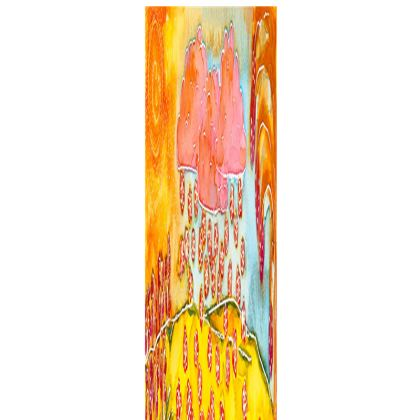 And the Sun Smiled Down long slim tray (43x13.5cm)