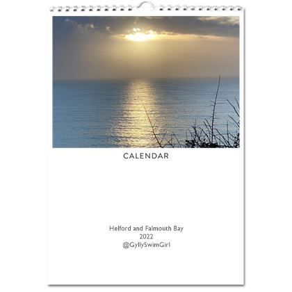 2022 Calendar - Falmouth Bay and Helford Views