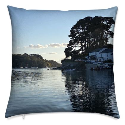 Cushion - Friday Evenings at tue Ferry Boat!