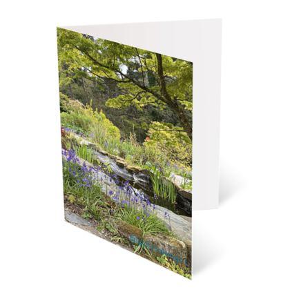 Garden glimpses - Hotel Meudon cards