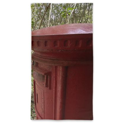 Neck Gaiter - Post Boxes of Hotel Meudon