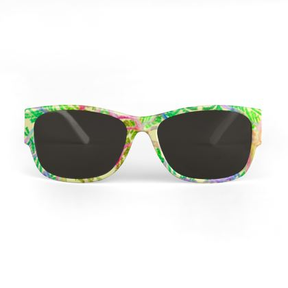 Quirky Yellow Designer Sunglasses