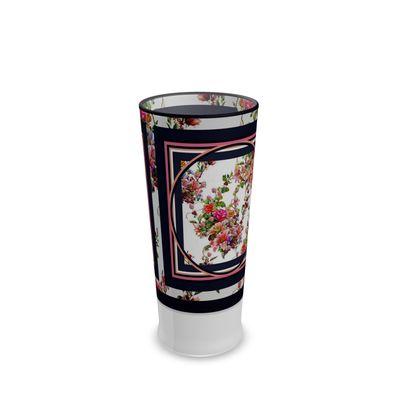 Bicchieri eleganti linea Il giardino fiorito