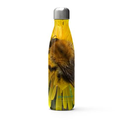 Bumblebee on the Dandelion Thermal drink bottle