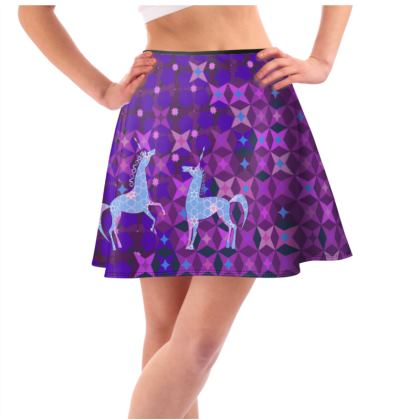 Unicorn Happy Skirt XXL